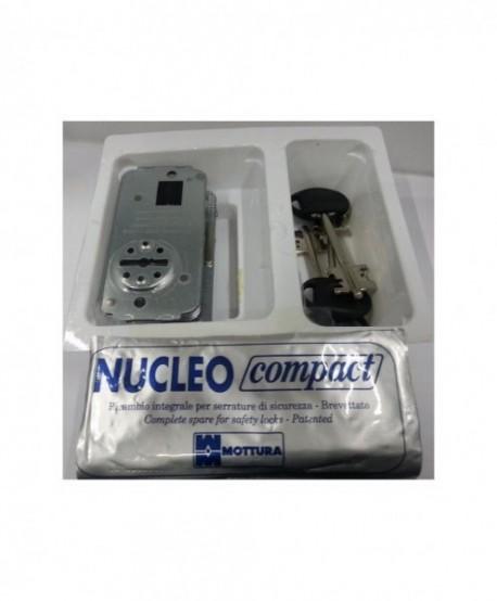 NUCLEO MOTTURA COMPACT. 5 LLAVES AC67D DIESTRO